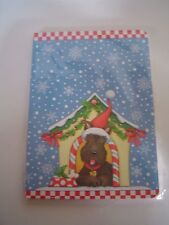 MARY ENGELBREIT 80 SHEET SCOTTISH TERRIER CHRISTMAS JOURNAL NEW IN PACKAGE