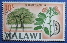 1966 MALAWI 10S SCOTT# 50 S.G.# 261 USED                                 CS08976