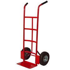 Carrello portapacchi ruote pneumatiche portatutto portata 150Kg traslochi Art.80