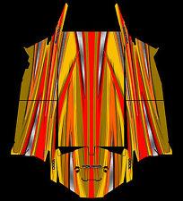 Polaris 1000/100XP Turbo Design Golden Ride Decal Graphic Kit Wraps Stickers
