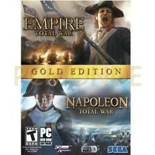 Empire: Total War / Napoleon: Total War - Gold Edition