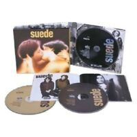 """SUEDE """"SUEDE (DELUXE EDITION)"""" 2 CD+DVD NEW!"""