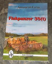 Wydawnictwo Armour in Focus: Flakpanzer 38(t)