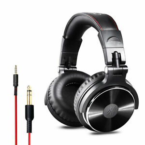 OneOdio DJ Stereo Headset Adapter-Free Closed Back Monitor Headphones pro-002