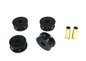 Whiteline W81061 Strut Rod To Chassis Bushing fits Mazda R100 Rotary Coupe (FA2)
