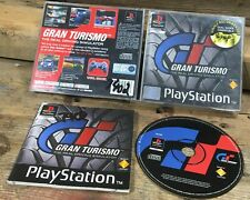 Gran Turismo (Sony PlayStation 1) PAL UK ~ Complete
