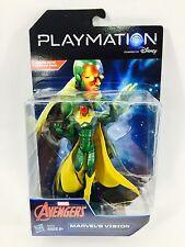 Marvel Avengers Playmation Hero Smart Figure Marvel's VISION B4548 Fast Ship NEW