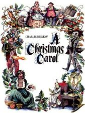 A Christmas Carol by Charles Dickens - Audiobook on 4 CDs - Literature Classics