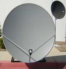 48 Inch 120 cm 1.2 M Offset Satellite Dish & Universal HD LNBF for Sky Mexico