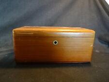 Old Vtg Lane Cedar Wood Chest Box Carter's Fine Furniture Alravista Virginia