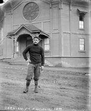 "Photo 1899 Univ Calif Berkeley ""Football - Cornish"""