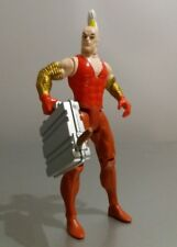 "Very Rare Vintage Marvel X-MEN - X-FORCE GIDEON 5"" Figure with Accessories 1992"