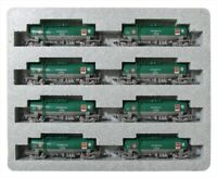 10-1167 N Scale Taki 1000 Nihonsekiyuyuso Color ENEOS Eco Rail Mark B 8 Set Kato