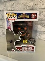 Games Marvel Contest of champions//Guillotine Nº 298 Vinyl-Personnage Funko Pop