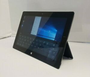 "Microsoft Surface Pro 12"" Core i5-4300U CPU @1.90GHz 8GB 256GB SSD W10P"