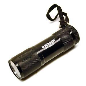 Aluminium LED flashlight / small torch AT674