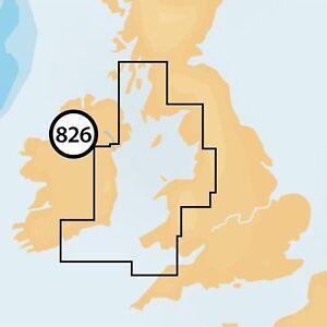 NAVIONICS Small Plus MicroSD/SD Irish Sea and Scotland South West