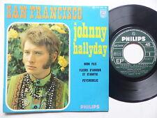 JOHNNY HALLYDAY San Francisco 437 380 BE
