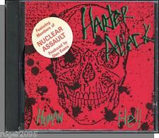 Harter Attack - Human Hell - Rare, New 1989 Metalcore European CD!