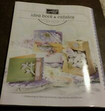 Spring - Summer 2009 Stampin Up Idea Book and Catalog