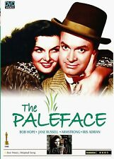 """NEW DVD """" The Paleface """"  Bob Hope, Jane Russell"""