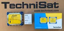 TechniSat Multischalter 0000/3255 für 20 Teilnehmer GIGASWITCH 9/20  neu  OVP