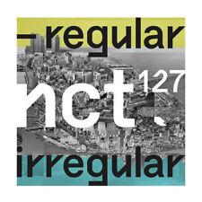 NCT #127 REGULAR-IRREGULAR by NCT 127 The 1st Album [Irregular Ver.]