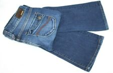 Fossil Womens Flap Pocket Jeans Tag Size 27 Free Shipping 2354