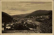 Bad Lauterberg Niedersachsen Harz AK 1916 Blick vom Eichenkopf Panorama Totale