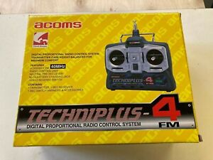 TAMIYA / ACOMS 4 Channel Radio Set - New in box.   Discontinued.