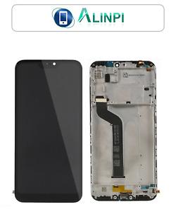 Pantalla Completa con Marco para Xiaomi Mi A2 Lite / Redmi 6 Pro Negra / Negro
