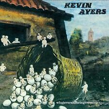 CD DIGIPACK VINYL RÉPLICA KEVIN AYERS + MIKE OLDFIELD  / WHATEVERSHEBRINGSWESING
