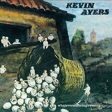 CD DIGIPACK VINYL RÉPLICA KEVIN AYERS + MIKE OLDFIELD  / WHATEVERSHEBRINGSWESING