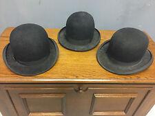 Bowler/Derby 1940s Vintage Hats for Men