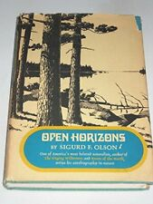 Open Horizons by Olson Sigurd F