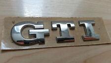 VW Golf, 5,6,7,r32,r 32, caracteres de parrilla/emblema, GTI, r line, rline, letras cheers, popa,