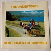 The Undertones Teenage Kicks Smarter Than U 7 Vinyl 45
