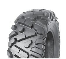 Set (2) 26x9-12 & (2) 26x10-12 Tusk ATV UTV 26-9-12 26-10-12 TriloBite® Tires