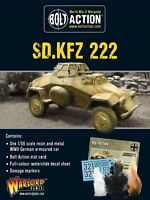 Warlord Games Bolt Action Sd. Kfz 222 Armoured Car