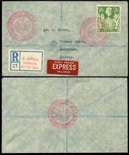 Military, War George VI (1936-1952) Registration European Stamps