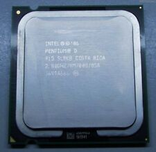 Intel Pentium D Processor 915 4M Cache 2.80 GHz 800 MHz FSB Socket SL9KB