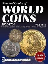 Krause Standard Catalog of World Coins 1601-1700 7th Edition 1616 Pages
