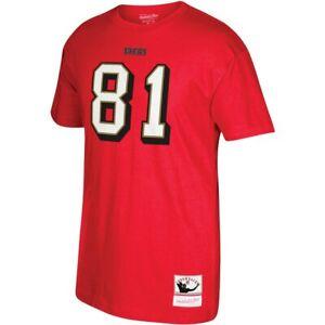 NWT Mitchell & Ness Home San Francisco Terrell Owens Throwback Shirt Size Medium