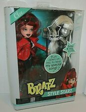 Bratz Style Starz Cloe Mic Extra Wig Song Doll Collectible Accessories NEW