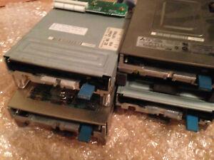 IBM PS/2 Computer 3,5 Zoll Diskettenlaufwerke 4 Stück ungetestet!!!!