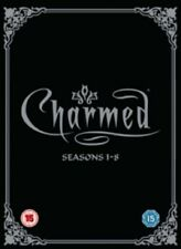 Charmed Seasons 1 2 3 4 5 6 7 8 Series Complete Collection New Reg 4 DVD Box Set