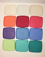 Tupperware Deckel 310 für Gefrierbehälter (ca. 12,8 cm x 11,5 cm) Ersatzdeckel