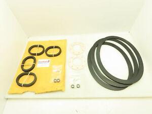 """Cleaver Brooks Boiler Gasket Kit Manhole 11"""" X 15"""" Elliptical Handle MM 150-14"""