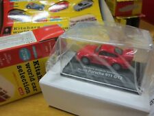 HONGWELL - Kitahara Collection 2 - Scale 1/72 - Porsche 911 GT2 - Mini Toy Car