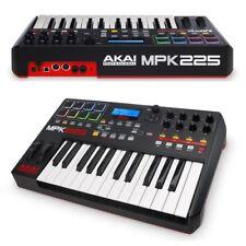 AKAI MPK225 controller keyboard tastiera MIDI USB 25 tasti 8pad pc/mac GARANTITA